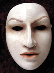 """A Mask for the Character Eve from """"Eden's Mandala"""""""