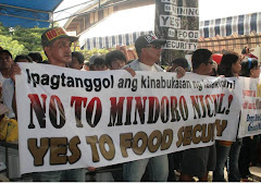 NO TO MINING, YES TO FOOD SECURITY