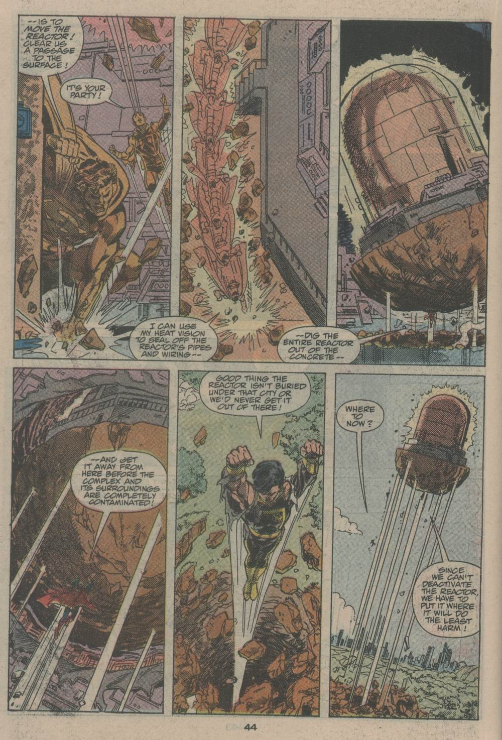 Adventures of Superman (1987) _Annual_2 Page 43