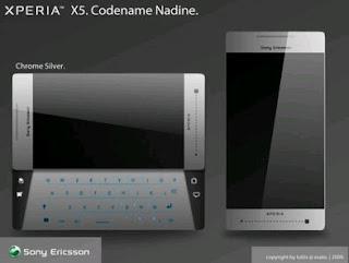 Sony Ericsson XPERIA X5 - New Gadget