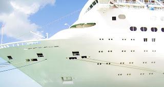 Cruise Ship Docks in Saipan