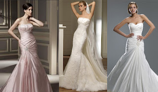 Wedding Dress Mermaid Style