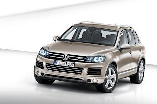 Volkswagen Touareg 2011 wallpaper