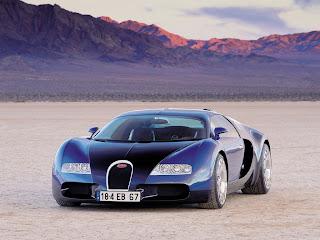 Bugatti EB 18-4 Veyron wallpaper