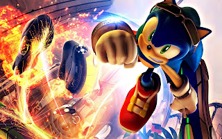 Sonic Force Wallpaper