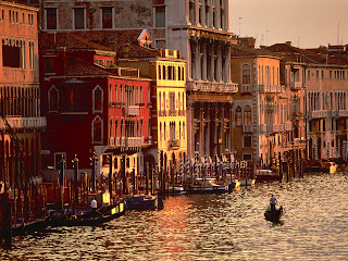 Venice At Afternoon wallpaper