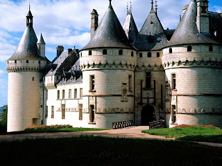 Chaumont Castle wallpaper