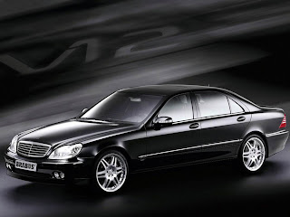 Mercedes Brabus wallpaper