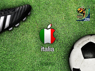 italia at world cup 2010 wallpaper