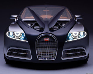 Black Bugatti wallpaper