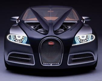 #27 Bugatti Wallpaper