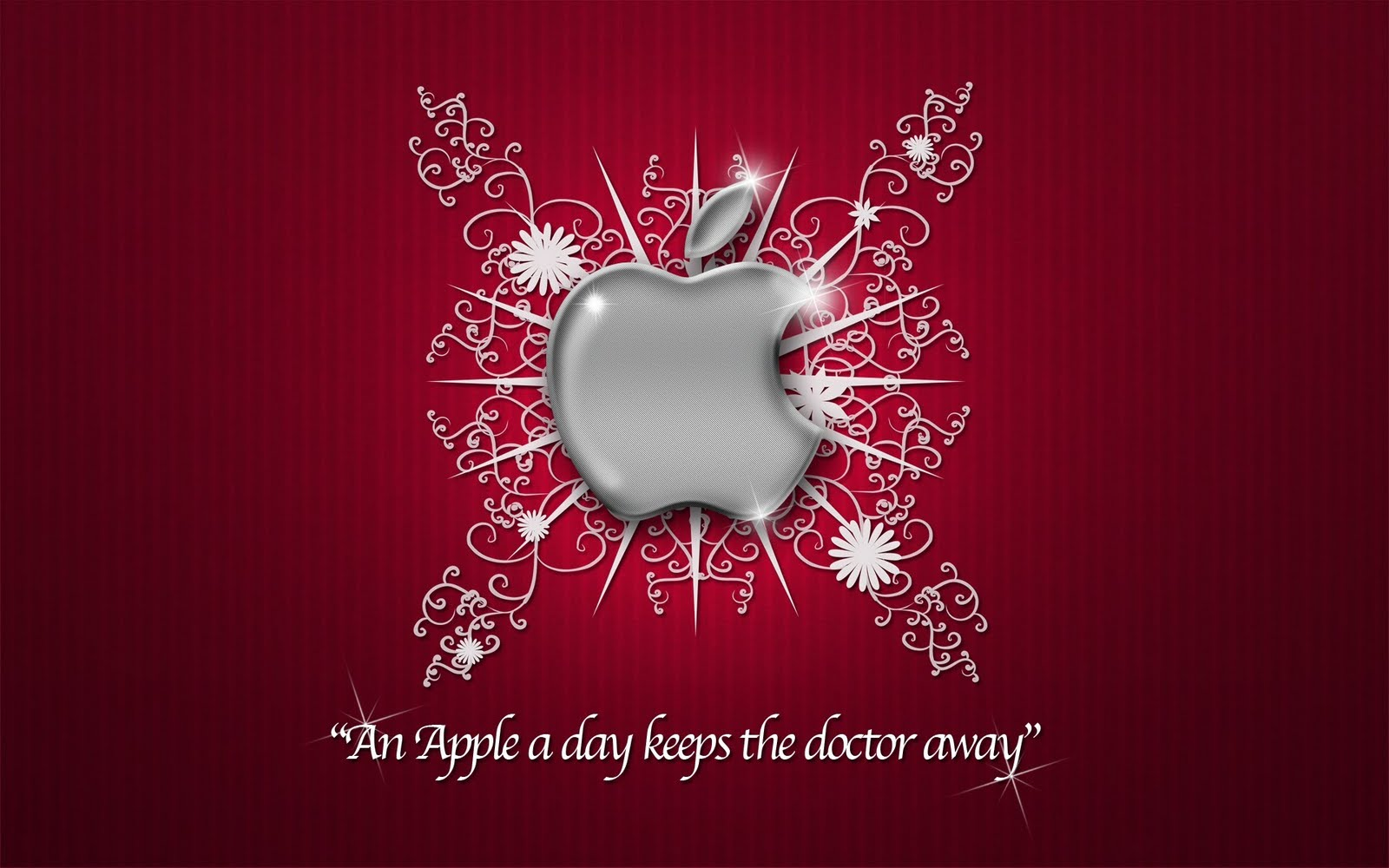 To Download Apple Celebration Wallpaper click on full size and then