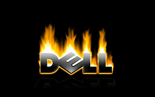 Fire Dell wallpaper