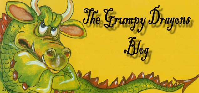 The Grumpy Dragons Blog