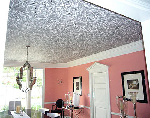 Design by allie decorative ideas for ceilings - Wall ceiling designs for home ...