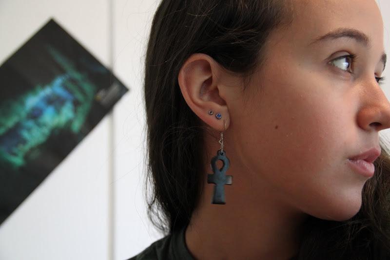 got my ears pierced! title=