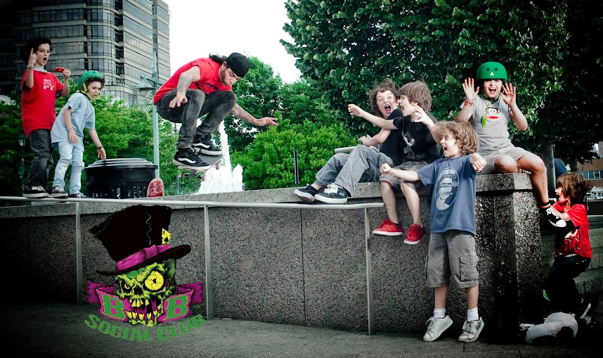 BB Social Club Skateboarding Lessons