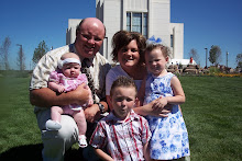 Our family by the Twin Falls Temple