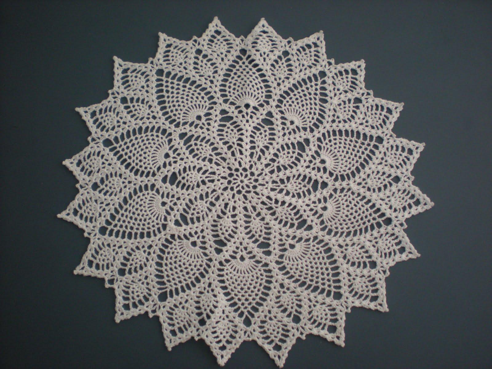 Crochet Pattern Design : Inspired Crochet Design: July 2010