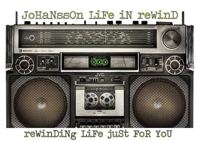johansson life in rewind