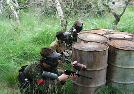 Outbound: Team & Character Building Through Paintball