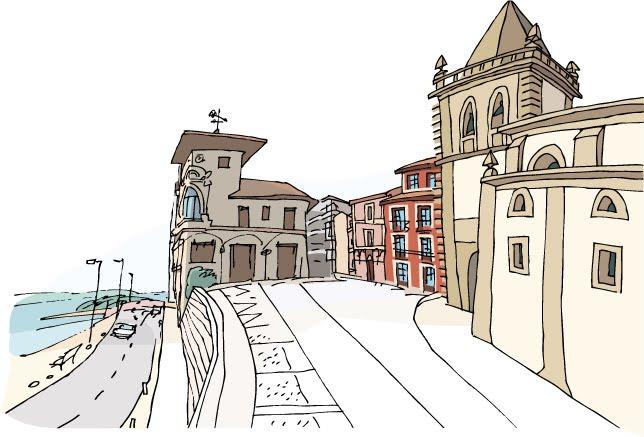 Urban Sketchers Spain. El mundo dibujo a dibujo.: Gracias por la ...