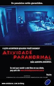 Atividade Paranormal 1 Dublado (2009)