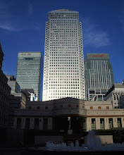Canary Wharf - 3 Tallest Buildings in UK