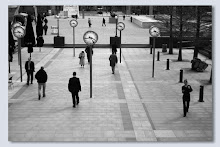 Canary Wharf- Clocks