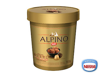 Sorvete Alpino...