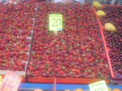 Fresas ¡¡¡ Qué ricas!!!