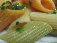 Primeros platos: pastas, arroces, legumbres, patatas