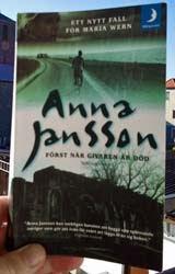 FÖRST NÄR GIVAREN ÄR DÖD av Anna Jansson
