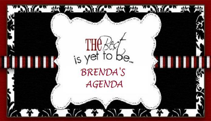 Brenda's Agenda