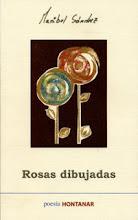 Rosas dibujadas
