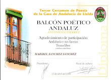 Certamen Casa de Andalucía