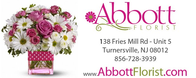 Abbott Florist of Turnersville, NJ ~ Your Local Florist
