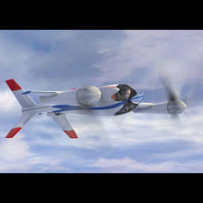 Puffin - NASA One-Man Stealth Plane