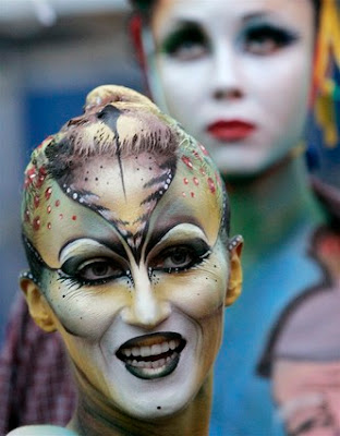 body painting pictures face body painting