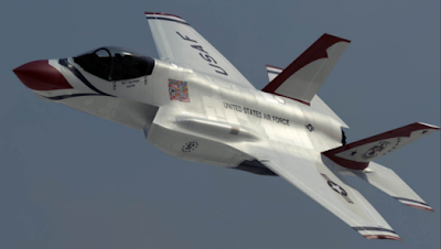 F 35 Lightning Ii Thunderbirds ... and the f 16 photo gallery of f 35 lighting jsf in thunderbirds colors