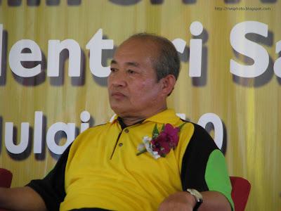 Majlis Berambih Keluarga Persatuan Melanau Kuching