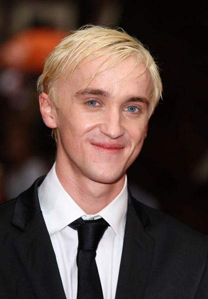 Tom Felton. -Tom Felton, aka Draco Malfoy