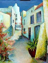 Rue dans le Sud Méditéranéen / Calle en el sur méditeraneo - Jicé