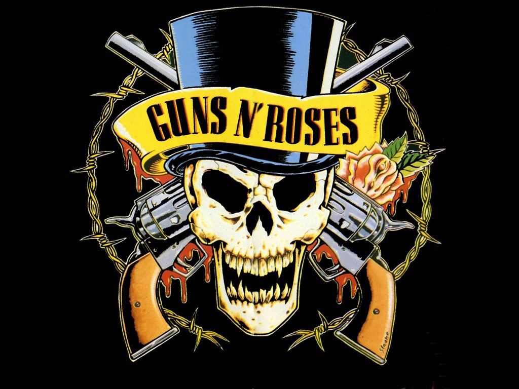 guns and rosers
