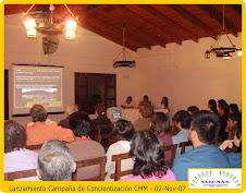 Lanzamiento Campaña de Concientización Circulo Medico Metán - 02-Nov-07