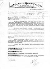 VAPUMAS pide severas sanciones para la Concejal Cecilia Lanoo del PRS