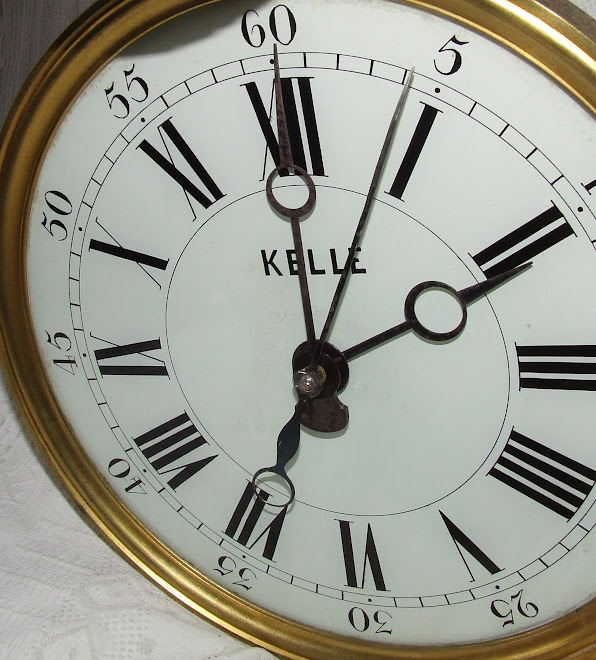 REGULATOR CLOCK KELLE