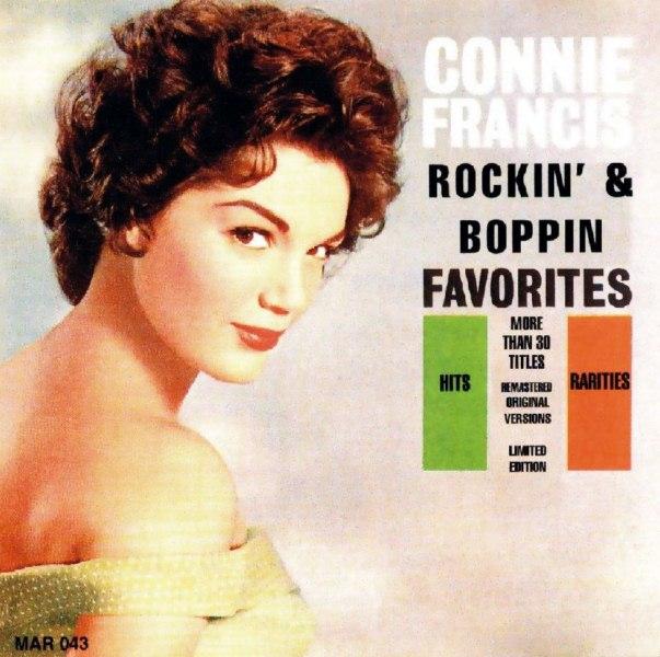 Connie Francis Mala Femmena 241 27 Connie Francis Grazie a te 237