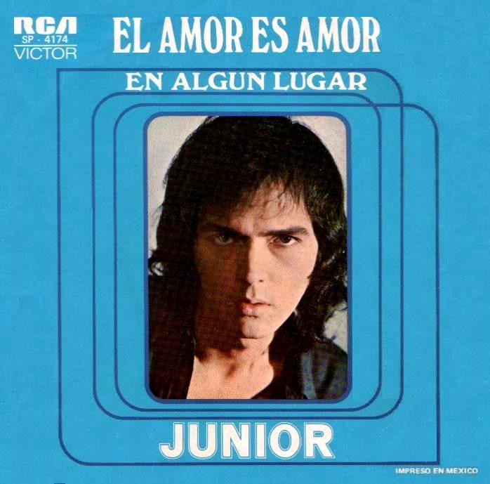 el amor que vale. Junior – El amor es amor – En