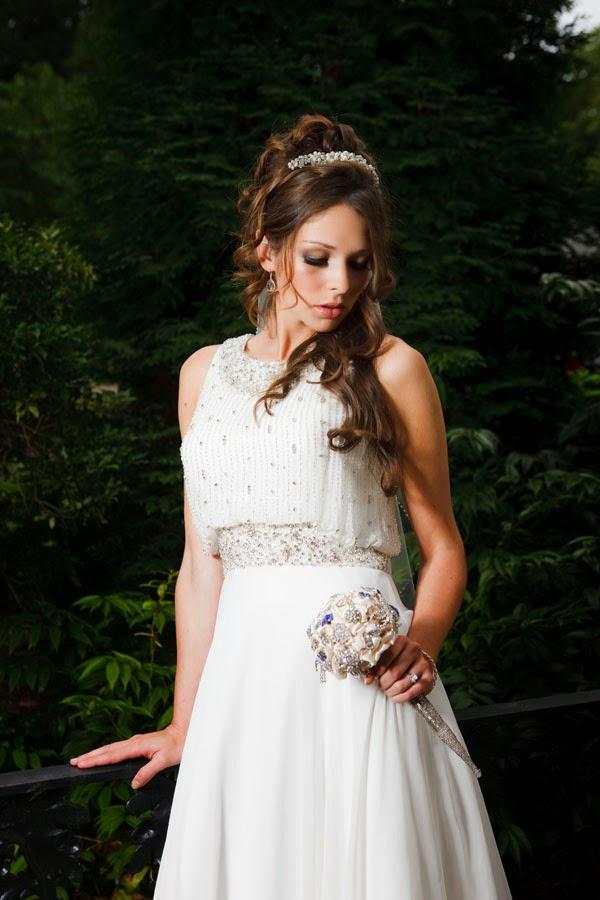 robe de mariage souple